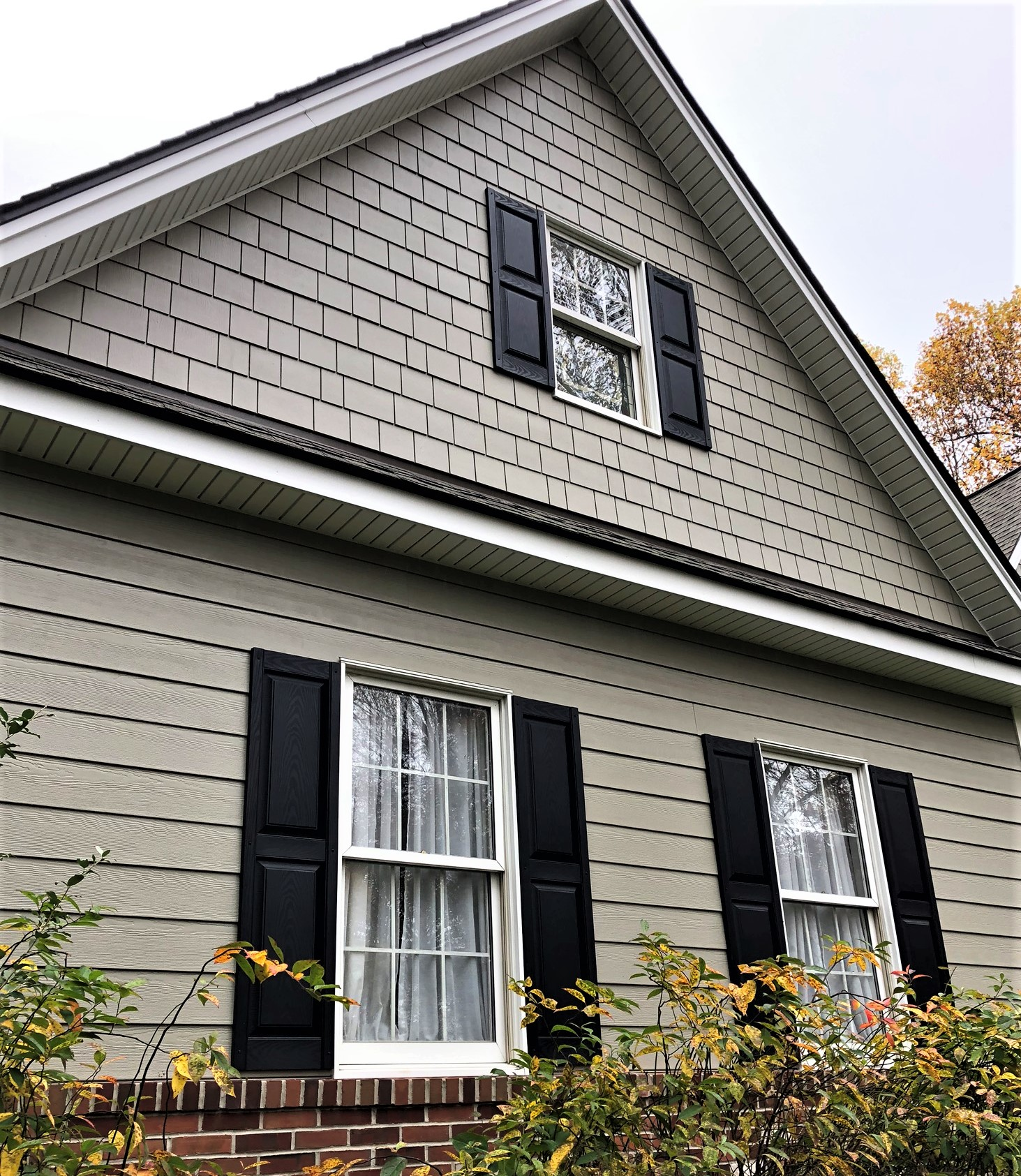 Example Siding Project