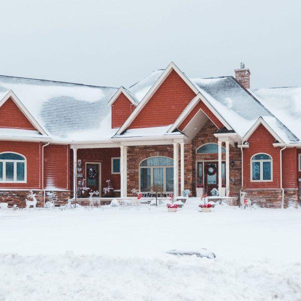 winter roof maintenance
