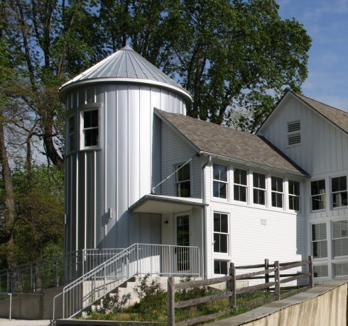 Exterior of Chadds Ford Winery
